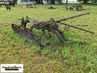 International 2/16 plow slats, mudboard, ground tr