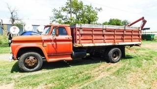 1966 Chevrolet 60 2 ton truck
