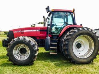 2003 Case MX 285 Magnum MFW tractor