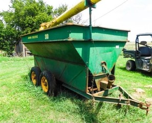 John Deere 310 feed wagon with auger, 540 pto