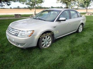 2009 Ford Taurus Limited AWD