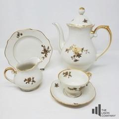 Porsgrund Tea Set