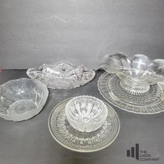 Glass Decorative Pieces
