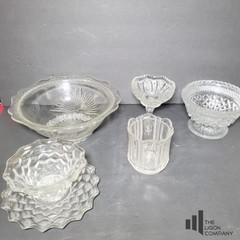 Decorative Glass Bowls