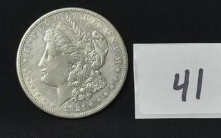 1921 Morgan Silver Dollar -
