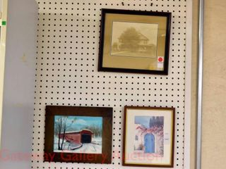 Back Gallery Wall
