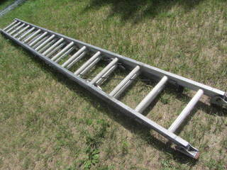 Werner Extra Heavy Duty Extension Ladder