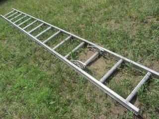 Aluminum Ladder Section