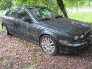 2003 Jaguar X Type Sedan