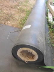 Rubber Roofing Material