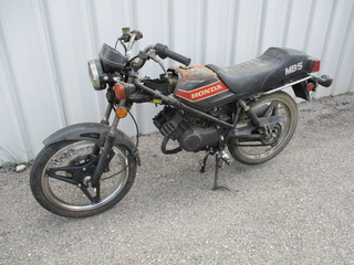 1982 Honda RS NB5 Motorcycle