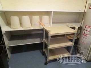 Contents of storage room shelf in hall 0 JPG