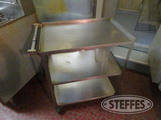 Stainless cart 0 JPG