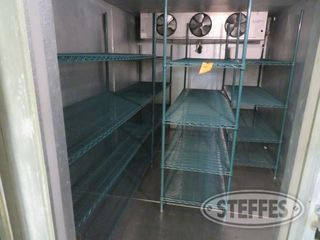 Contents of cooler steel shelves 0 JPG