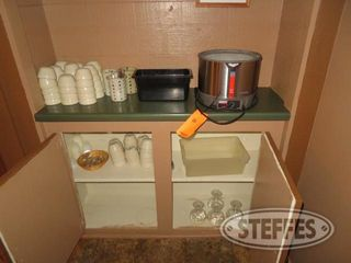Soup bar supplies contents of cupboard 0 JPG