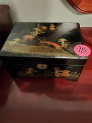 NICE CHINESE JEWELRY BOX