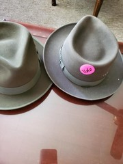 SET OF 2 NICE MENS HATS