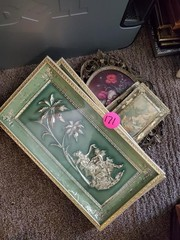 ANTIQUE FRAMED PICTURES