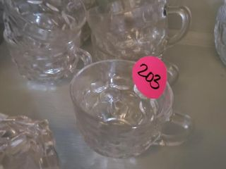 FOSTORIA PUNCH CUPS