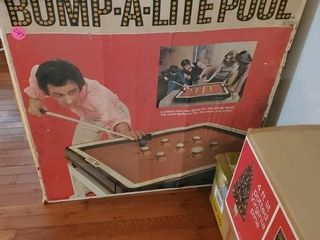 VINTAGE BUMP - A LITTLE POOL GAME