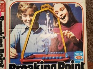 VINTAGE BREAKING POINT GAME