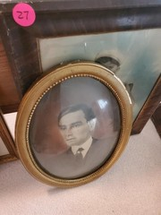 OLD FRAMED PHOTOS
