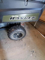 POLARIS 4 X 4 RANGER 256.2 HRS