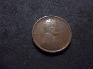 1909 V.D.B Lincoln Cent