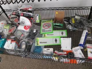 Lot of Misc.Items on Shelf *See Pho...