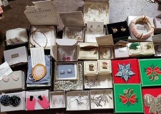 30 Pieces Of Avon Jewelry