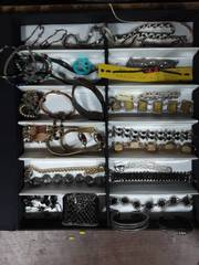 Lot Of 33-Assorted Bracelets