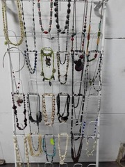 Lot Of 40-Assorted Necklaces-Some With Matching Earrings Or Bracelets