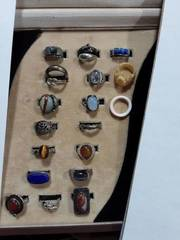 20-Assorted Rings