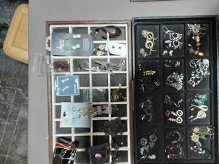 40 Pair Of Earrings (Organizer Not Included)