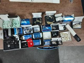 Lot Of Avon Boxed Jewelry