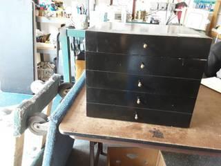 3-Drawer Cabinet 18x15x15