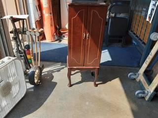 Jewelry Cabinet 16x13x40 Tall
