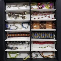 Lot Of 20-Assorted Bead & Charm Bracelets