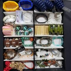 Lot Of 30-Assorted Bracelets