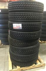 NEW LOT OF 8 X 11R22.5 TRUCK TIRES 16 PLY HS208 QR99PD