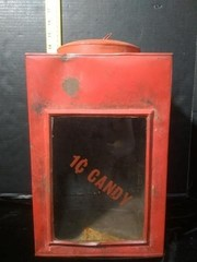 Vintage Candy Container