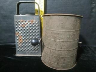 Vintage Kitchen Items
