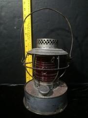 Vintage Handlan Railroad Lantern