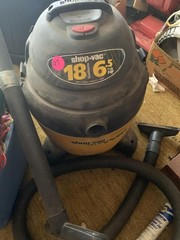 SHOP VAC 6.5HP 18 GALLON