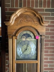 HOWARD MILLER GRAND FATHER CLOCK