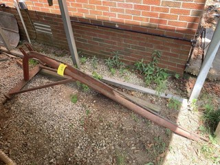 BOOM POLE FOR TRACTOR