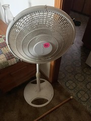 3 SPEED FLOOR FAN