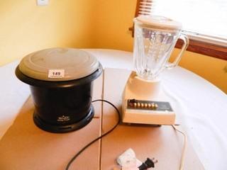 Rival Deep Fryer   14 Speed Blender