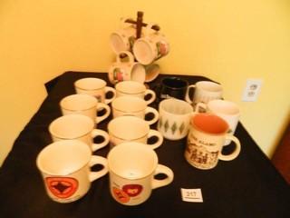 Cups Mugs  Scouting 8  Advertising