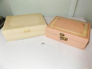 Jewelry Boxes  2